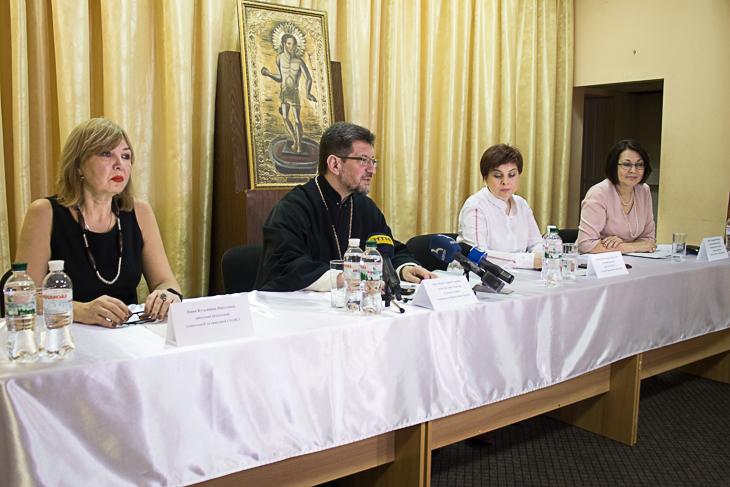 Около 900 тысяч гривен собрали благотворители для онкобольных детей в Сумской епархии