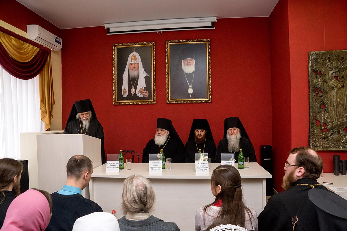 Фото: пресс-служба Сарапульской епархии