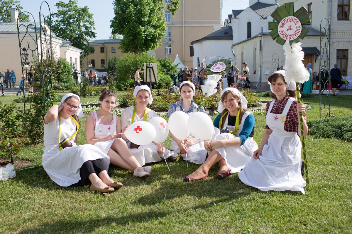 13 мая в центре Москвы пройдет масштабный праздник благотворительности «Белый Цветок»
