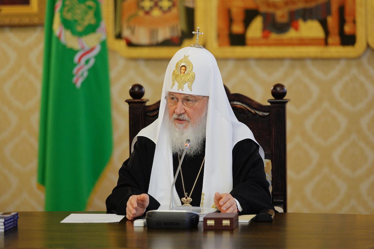 Фото священник Игорь Палкин/Патриархия.ру