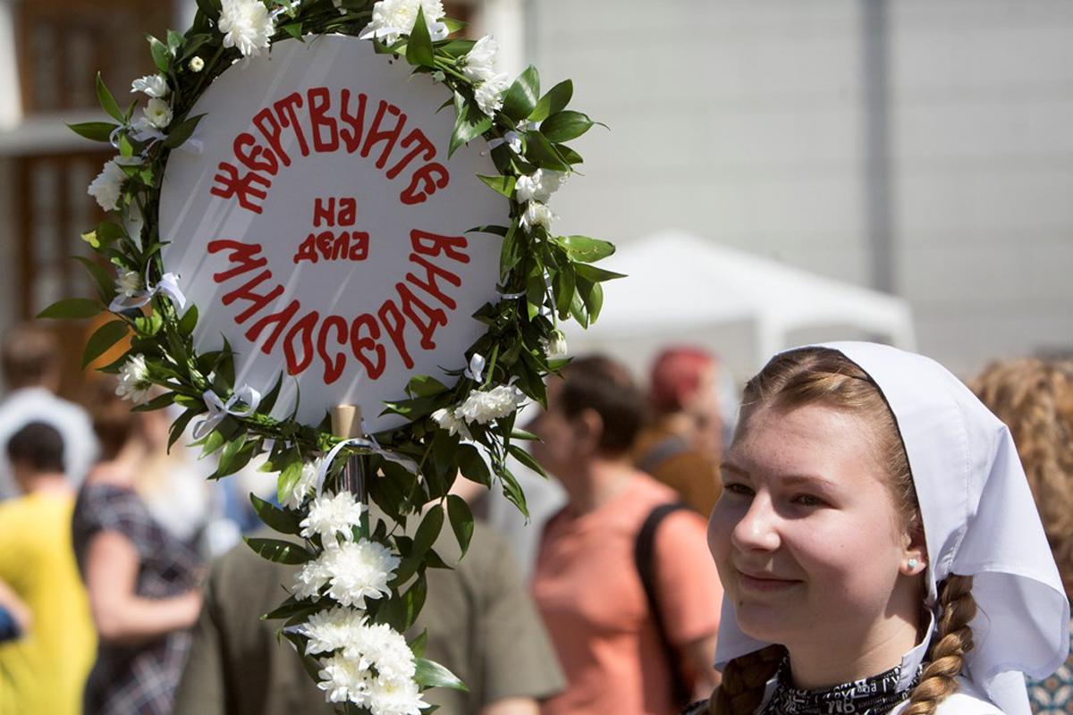 Более 2,7 миллионов рублей собрано для малоимущих на празднике благотворительности «Белый Цветок»