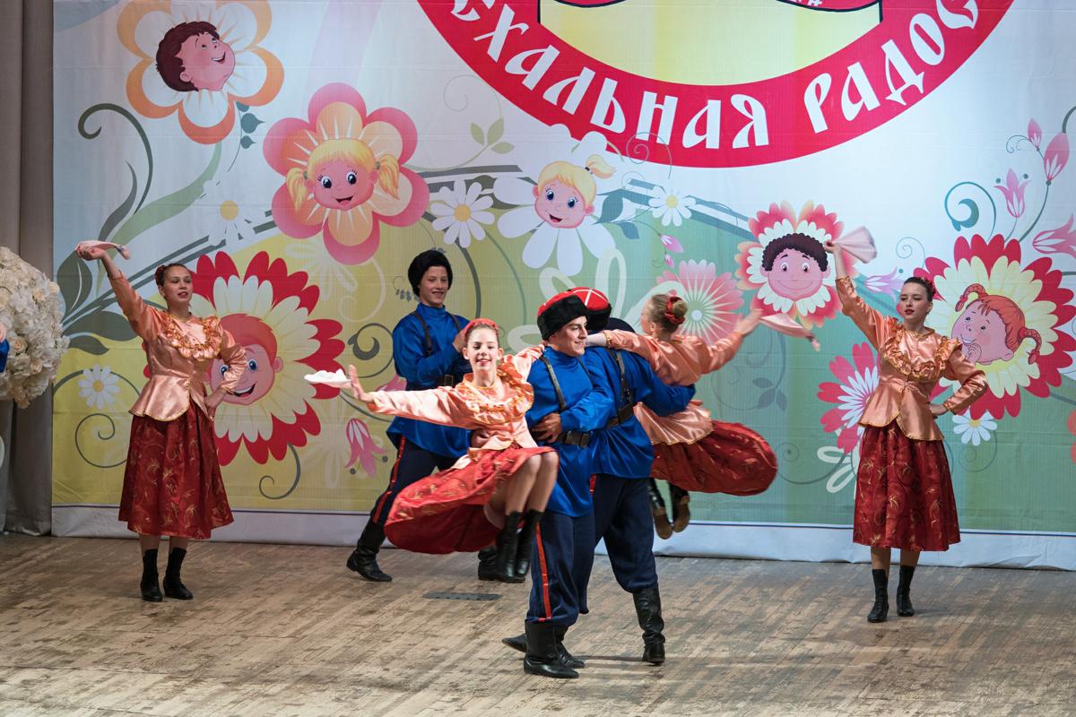 В Сергиевом Посаде прошел фестиваль детских соцучреждений «Пасхальная радость»