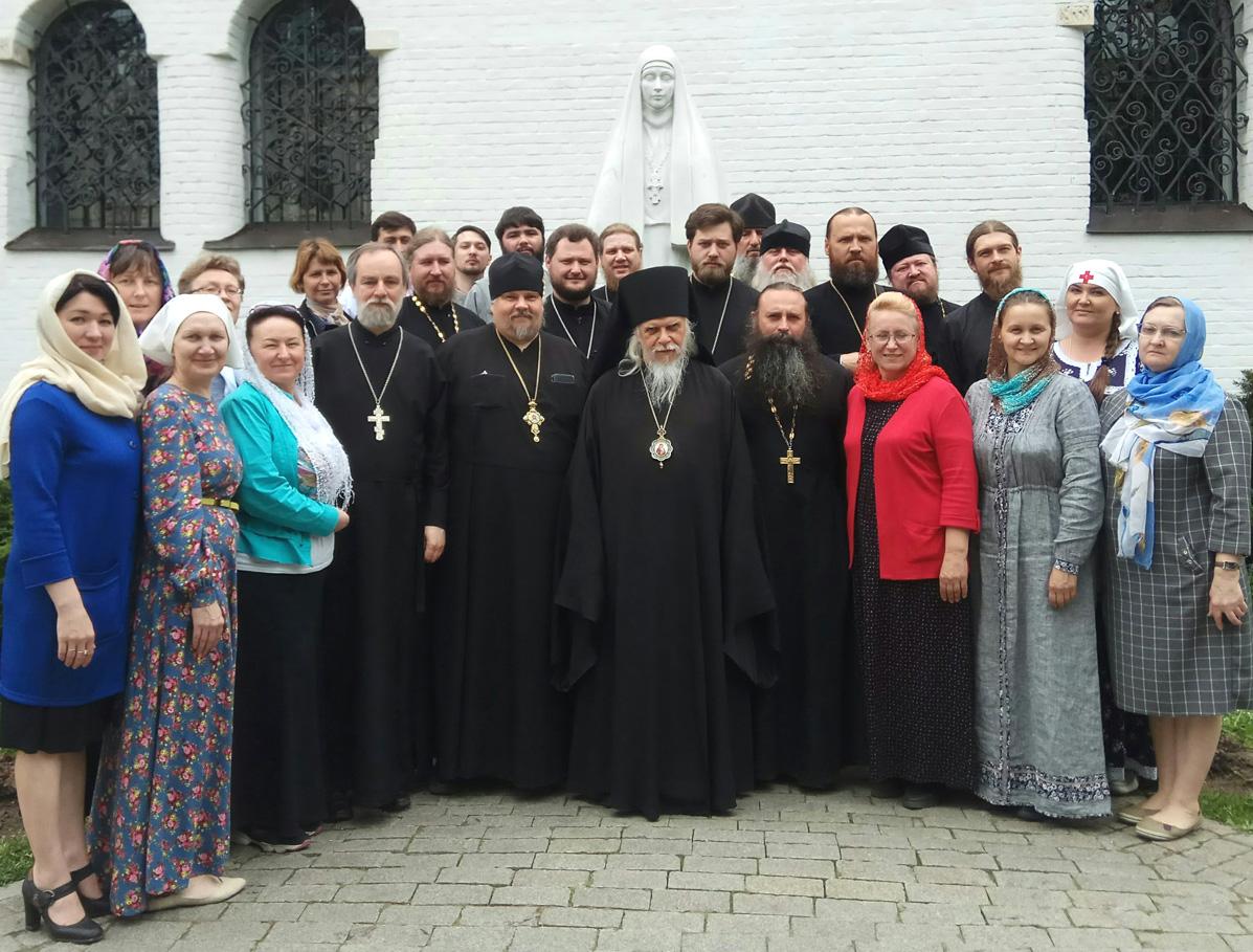 В 2019 году праздник «Белый Цветок» пройдёт во многих епархиях Русской Православной Церкви