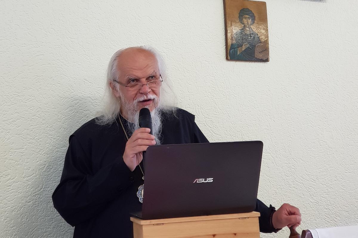 Епископ Пантелеимон выступил на XVII Cъезде православной молодежи в Кельне