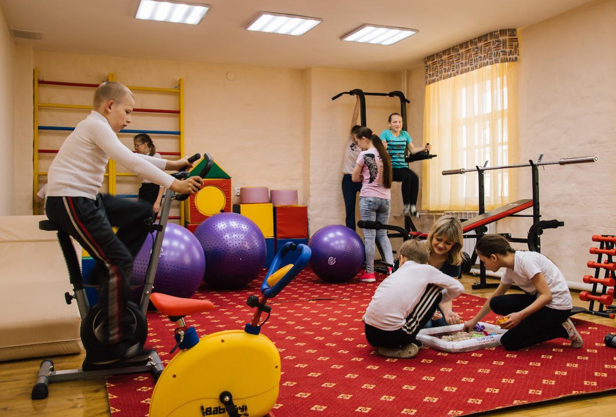 Церковь открыла в Чистополе инклюзивный центр для детей с ограниченными возможностями здоровья