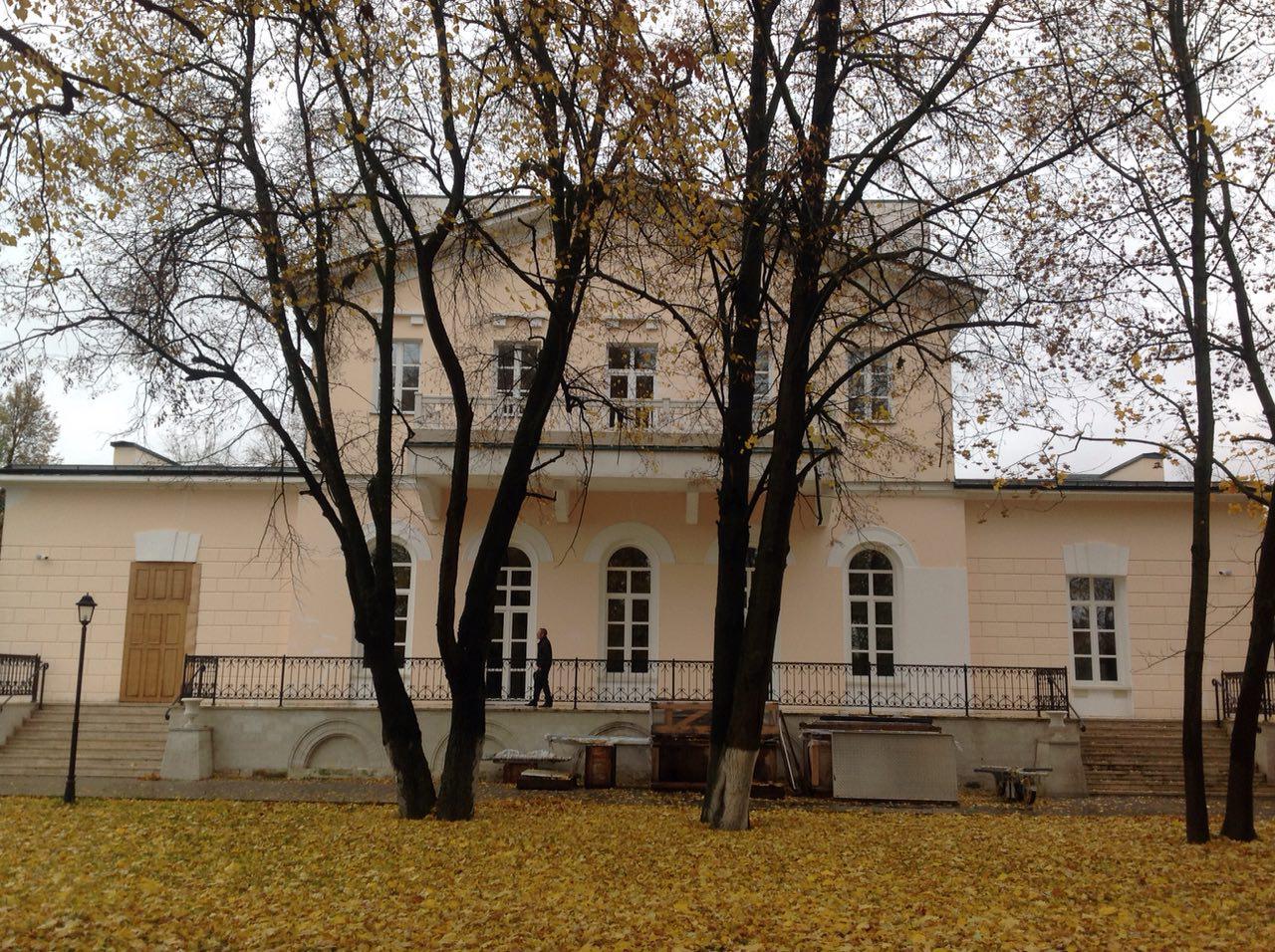 Новый детский хоспис разместится в старинной усадьбе Н.М.Пржевальского