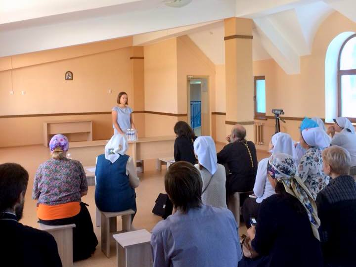 В Иркутской епархии Синодальный отдел провел семинар для социальных работников