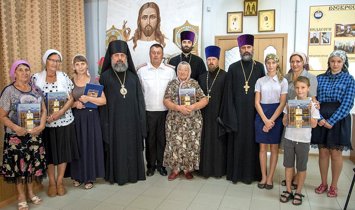 В Ейской епархии помогли пострадавшим от града