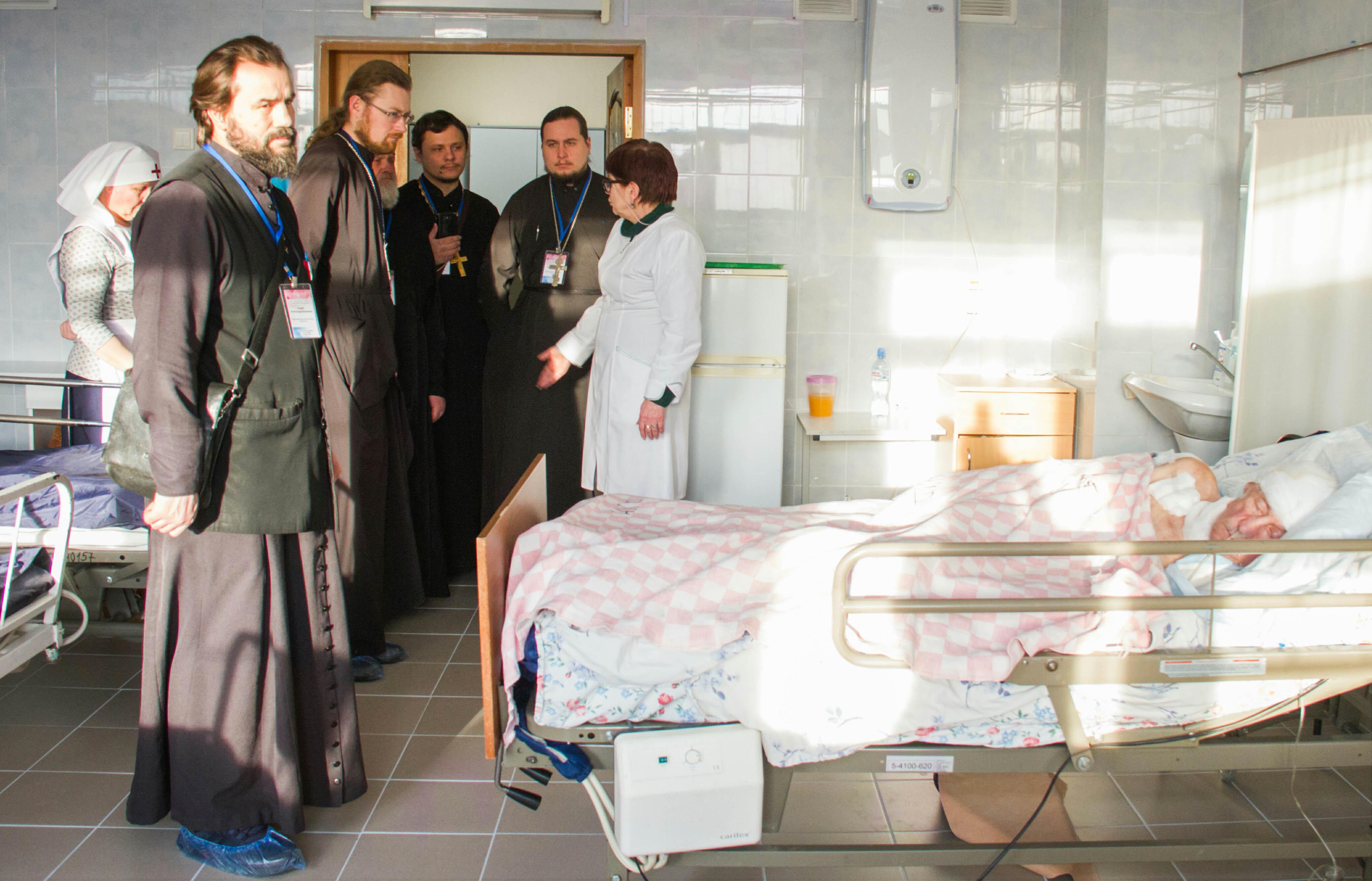 В Екатеринбурге пройдет стажировка для руководителей епархиальных социальных отделов из 5 федеральных округов