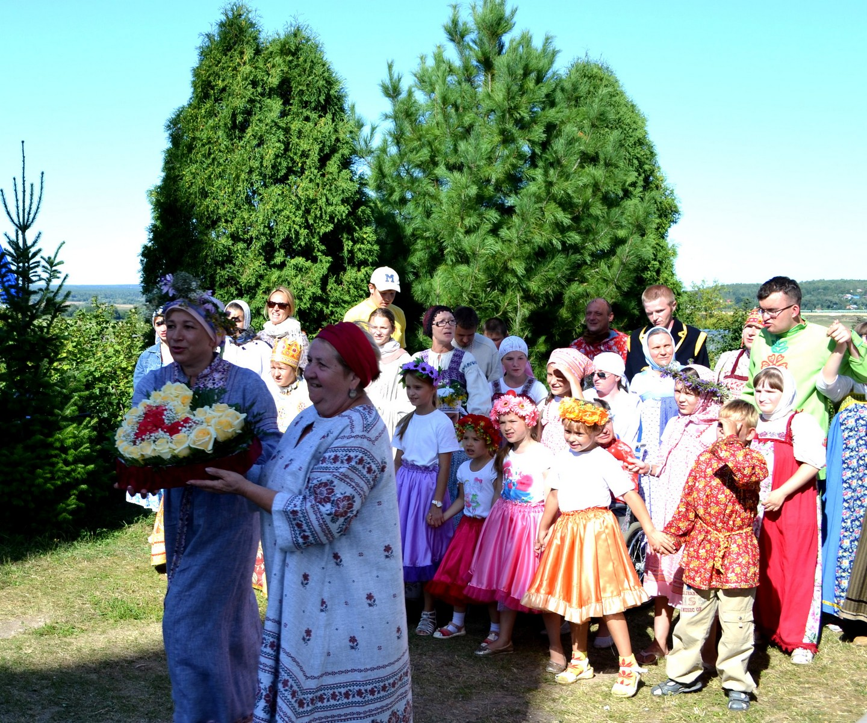 В Калужской епархии закончилась смена летнего лагеря для детей-инвалидов