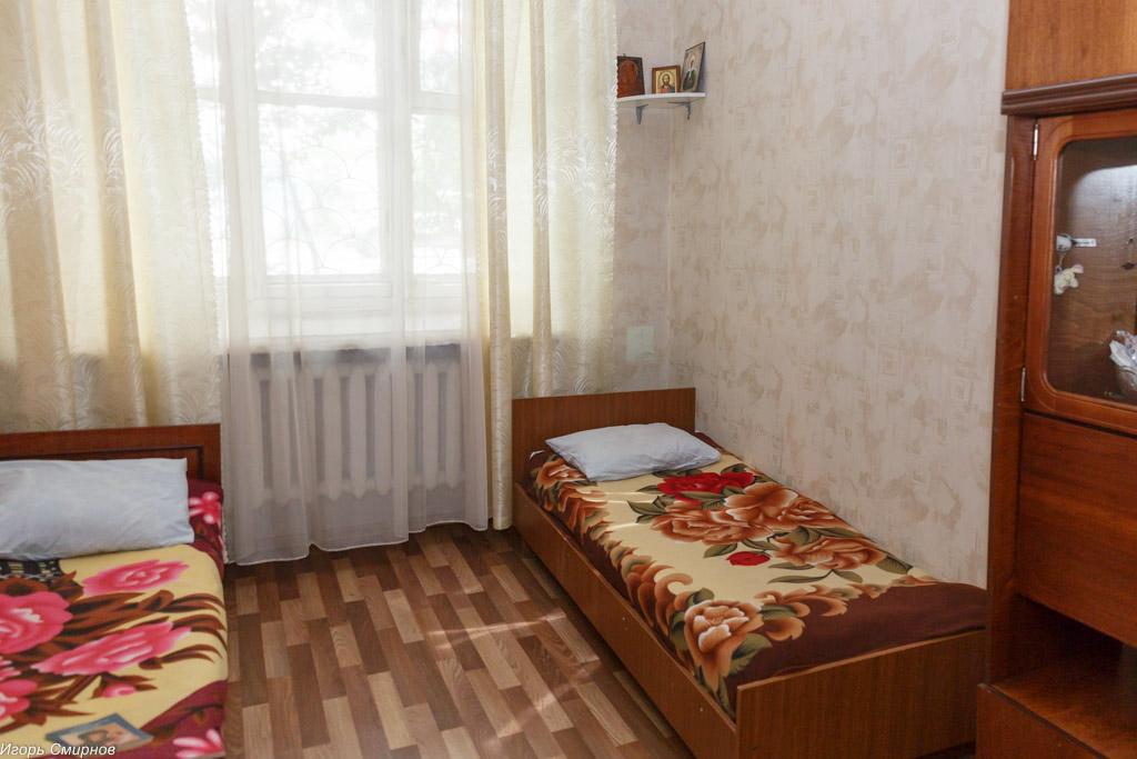 Омская епархия открывает новый хостел для бездомных
