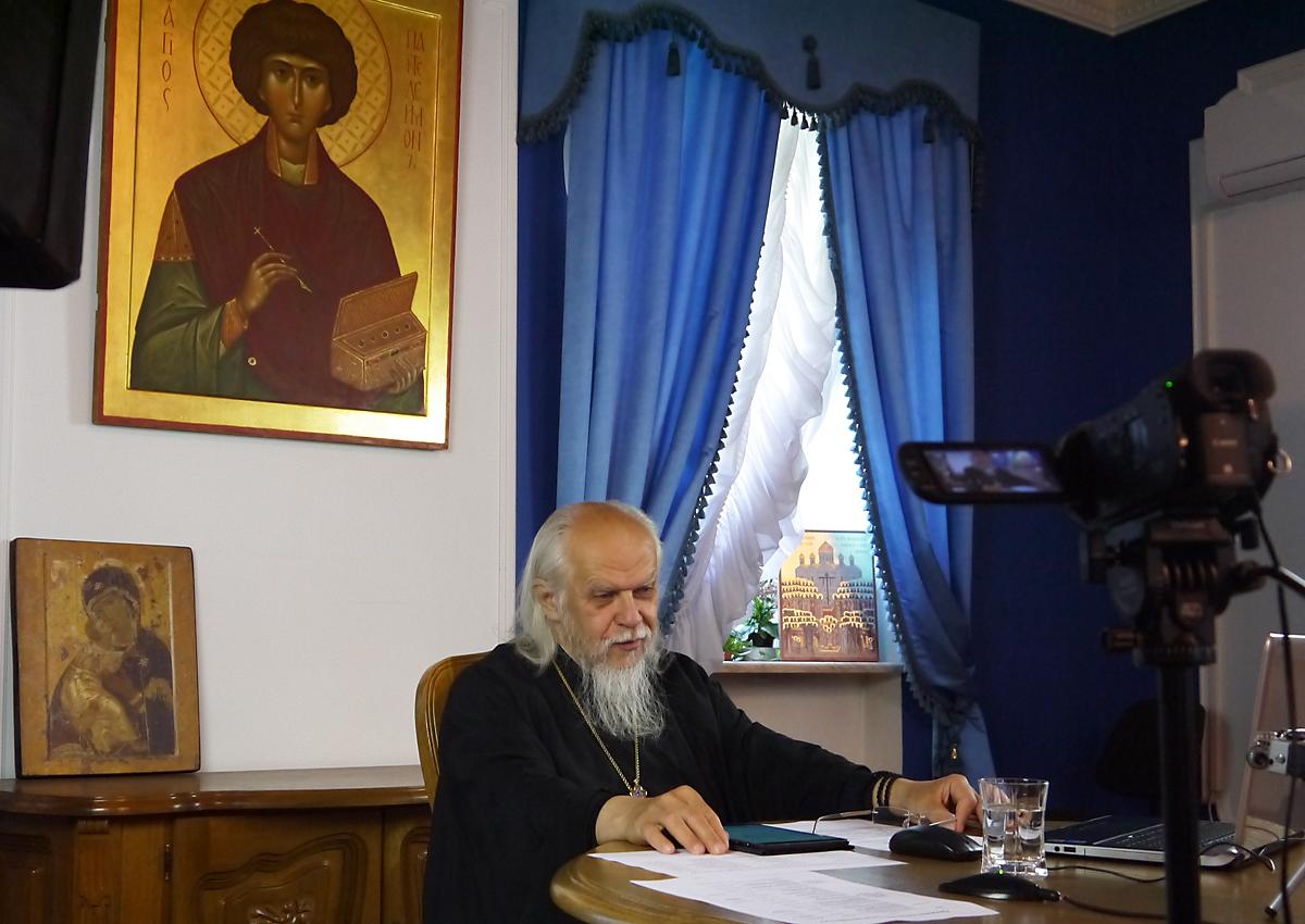 Епископ Пантелеимон: «Человек создан для добрых дел»