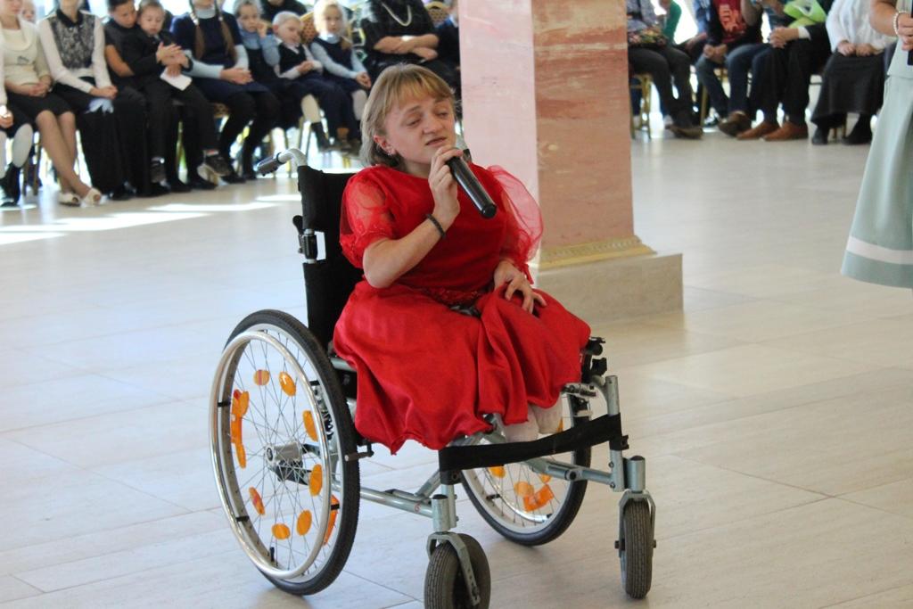 Фестиваль творчества для детей с ограниченными возможностями здоровья