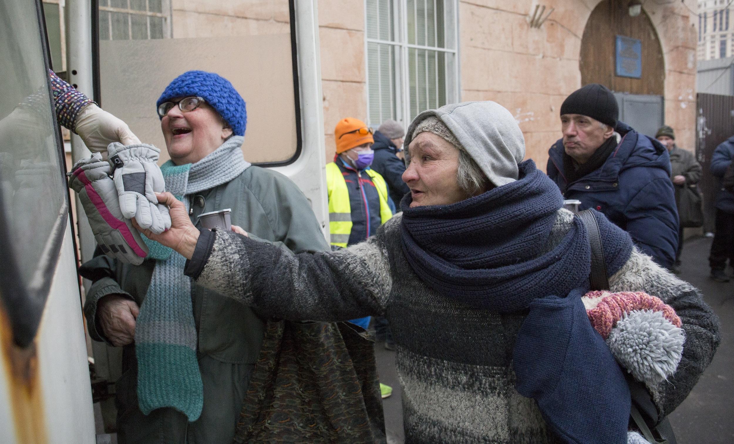 Лучшего помощника бездомным определят на Общецерковном съезде