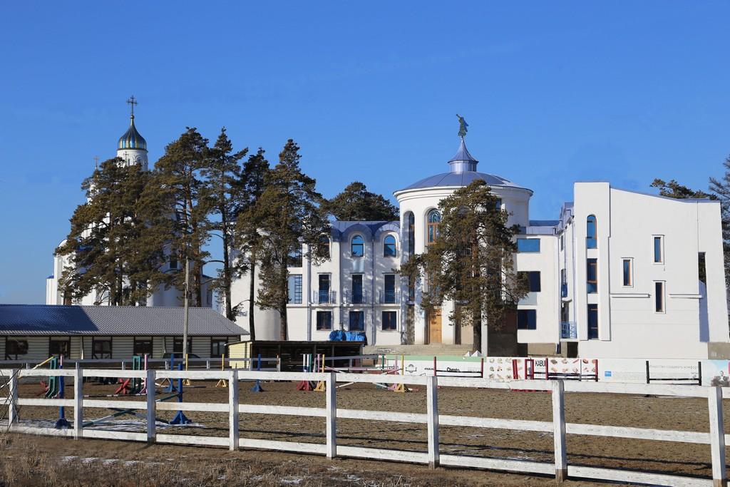 Кризисный центр для женщин находится на территории храма Покрова Пресвятой Богородицы в поселке Пивовариха