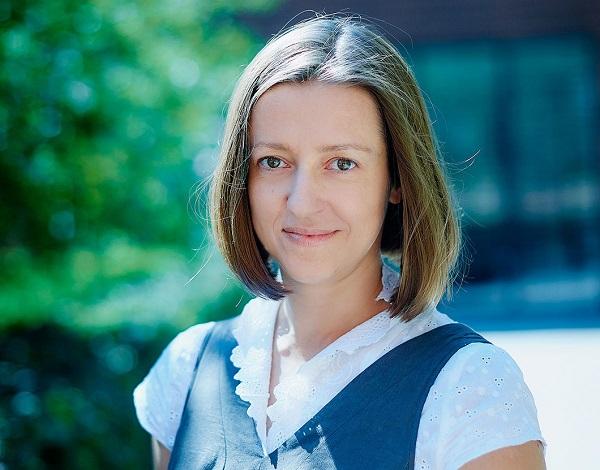 Ирина Мешкова. Фото из личного архива