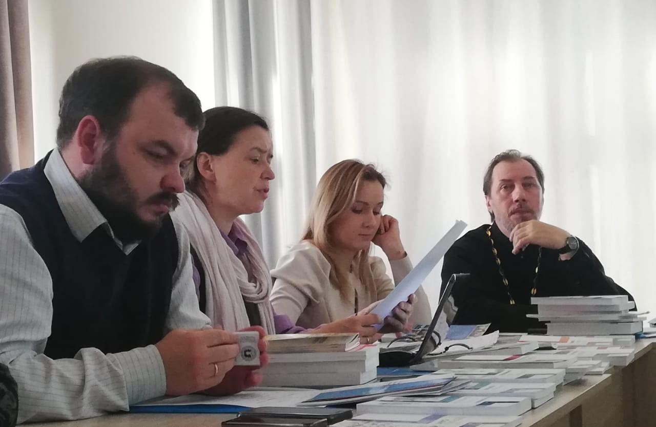 Секция «Христианство и современные социальные практики» в рамках научно-практической конференции в Пензе