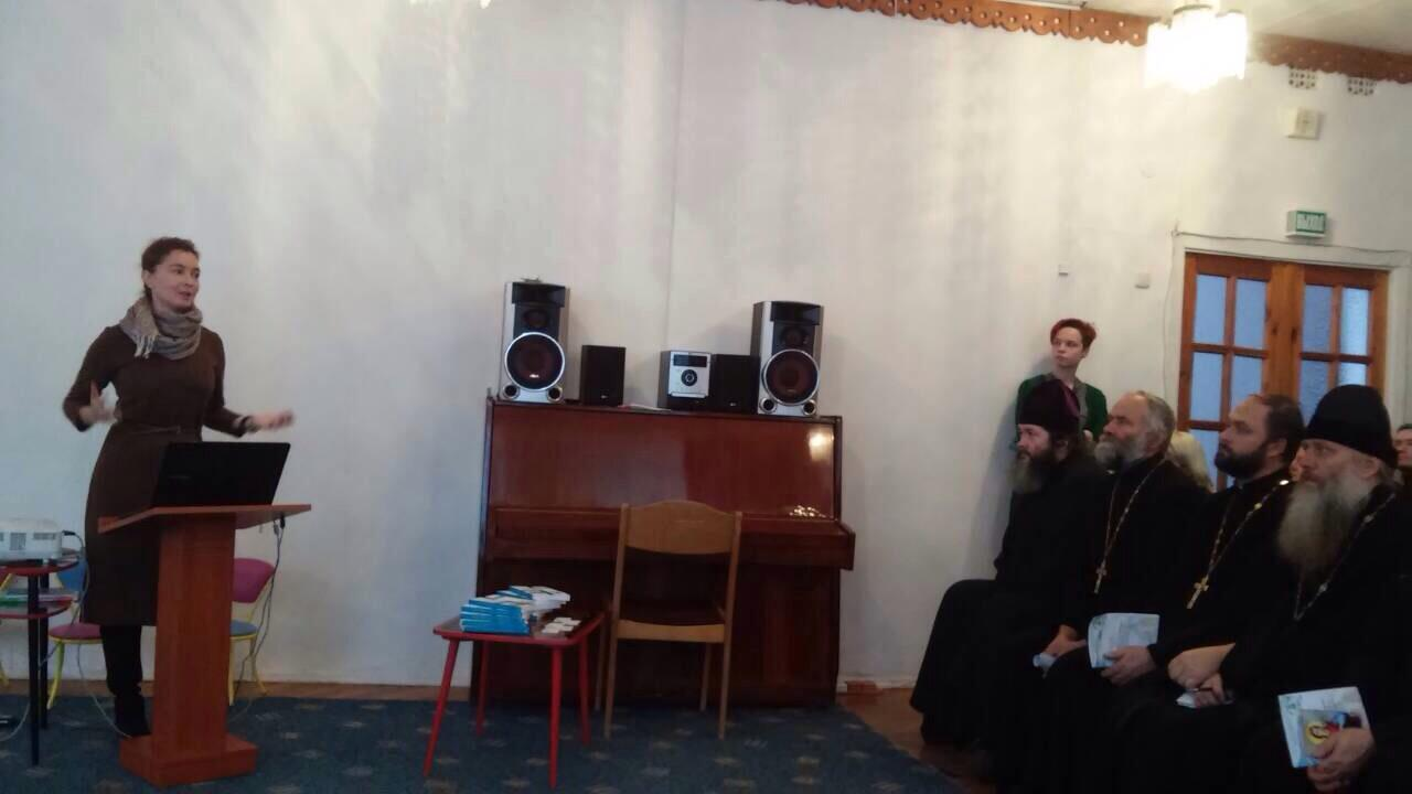 Наталья Сетянова рассказала о молодежном добровольческом служении и о том, как организовать службу милосердия