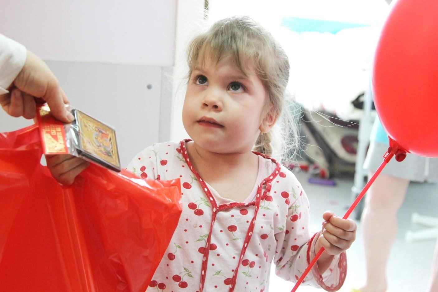 Православная служба помощи «Милосердие» запускает новый социальный проект «Дети под Покровом»