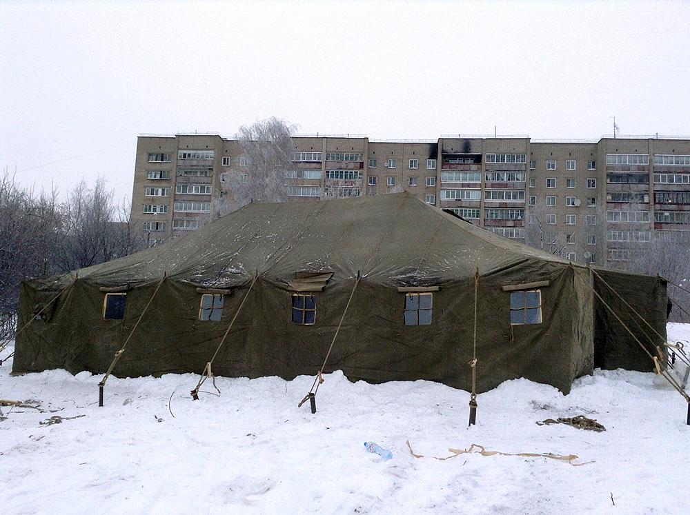 Православные волонтеры открыли в Кирове пункт ночлега для бездомных