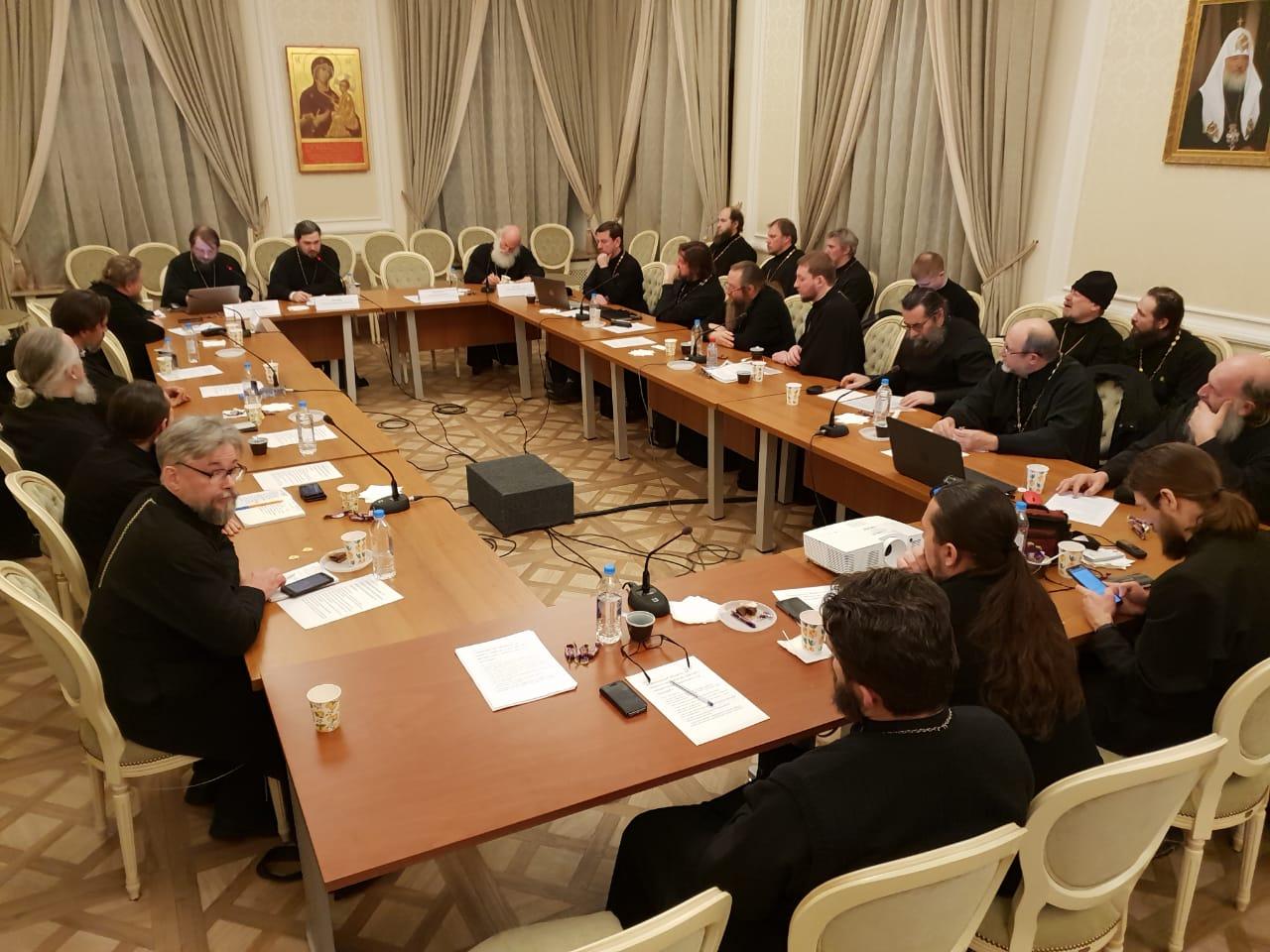 18 священников из России, Белоруссии, Казахстана и Узбекистана приняли участие в 19-ой стажировке по социальному служению