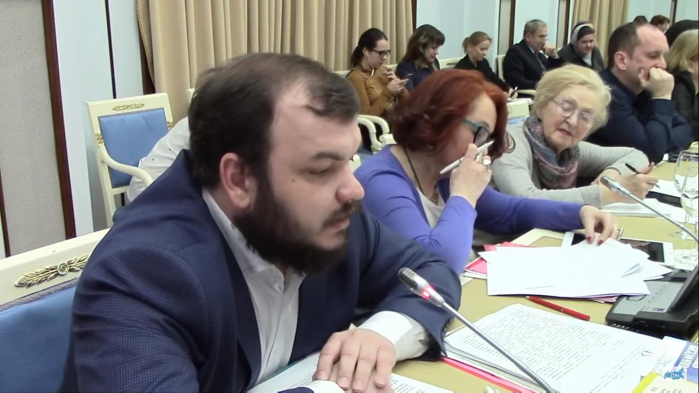 Представитель Синодального отдела выступил с предложениями по помощи бездомным на президентском Совете по правам человека