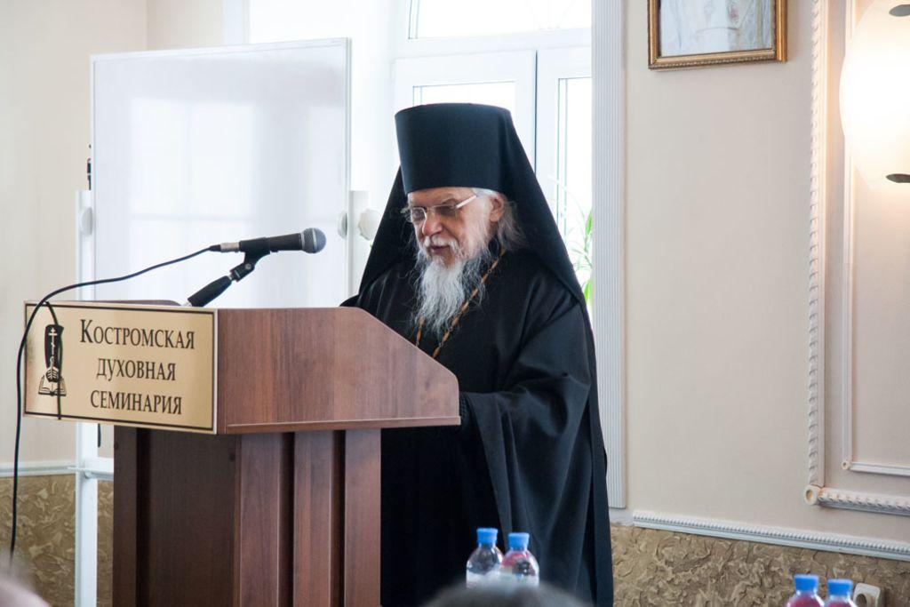 Епископ Пантелеимон провел семинар по больничному служению в Костроме