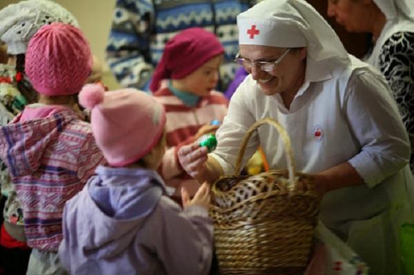 В Москве стартовала акция «Дари радость на Пасху»