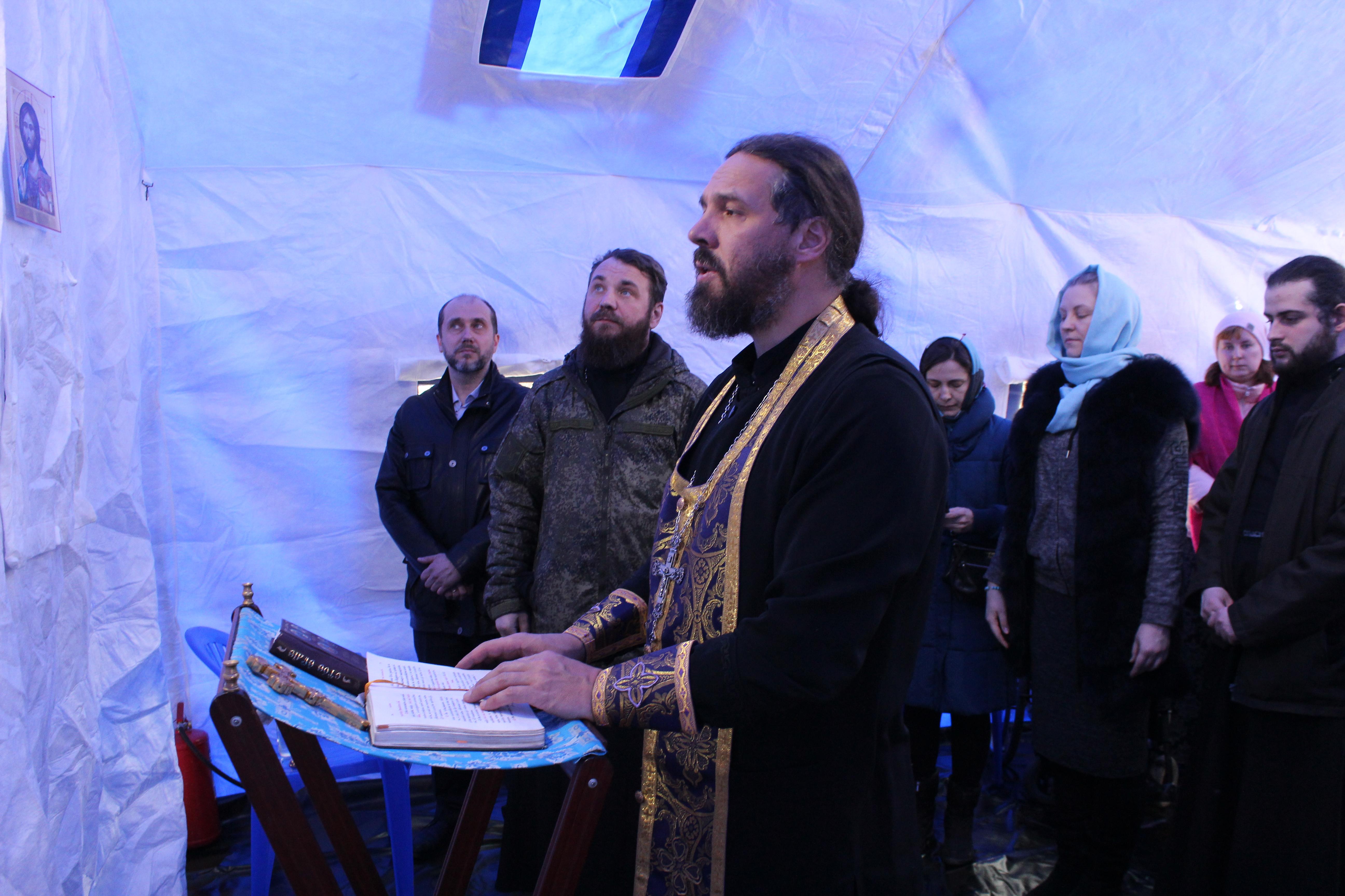 Екатеринбургская Православная Служба Милосердия открыла второй в городе пункт помощи бездомным