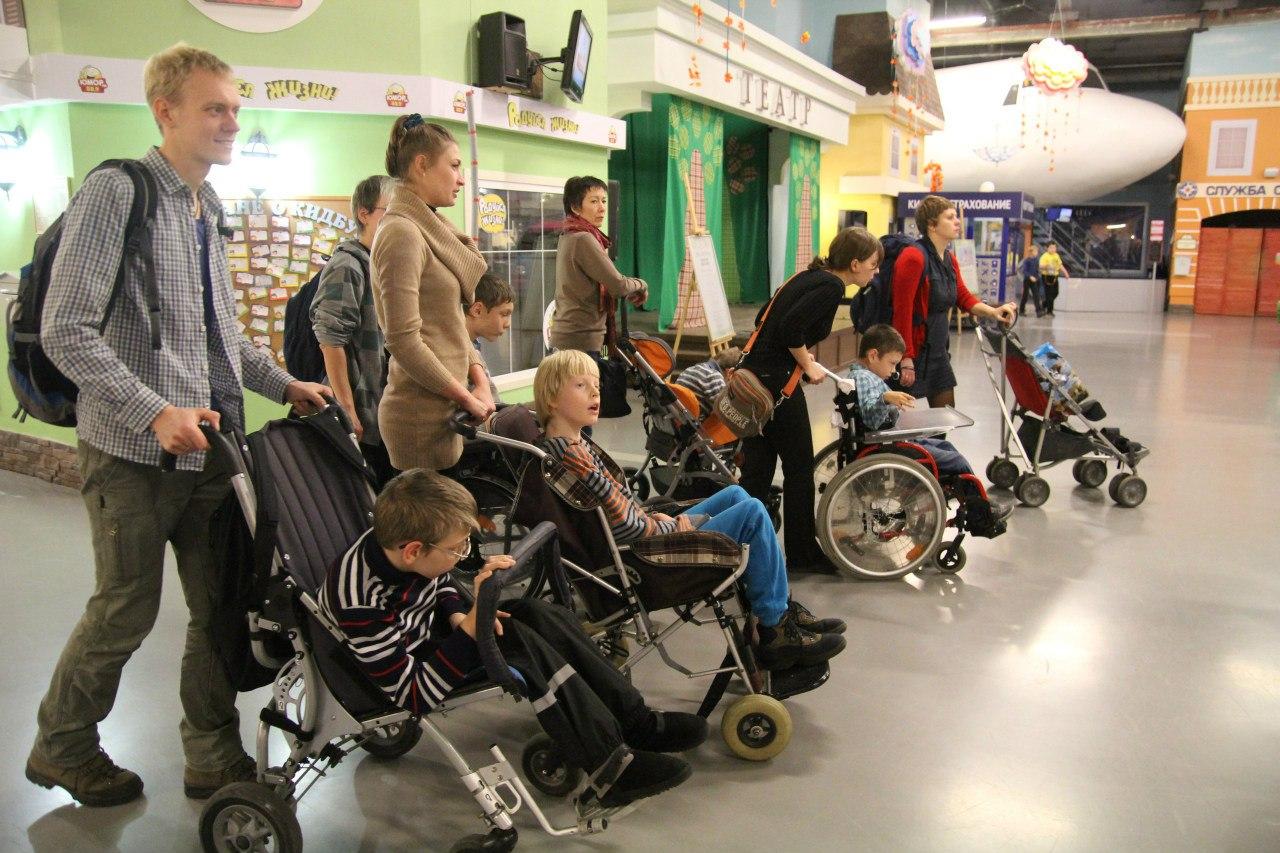 Санкт-Петербургские «Перспективы» совместно с Синодальным отделом запускают новый курс обучения помощи инвалидам
