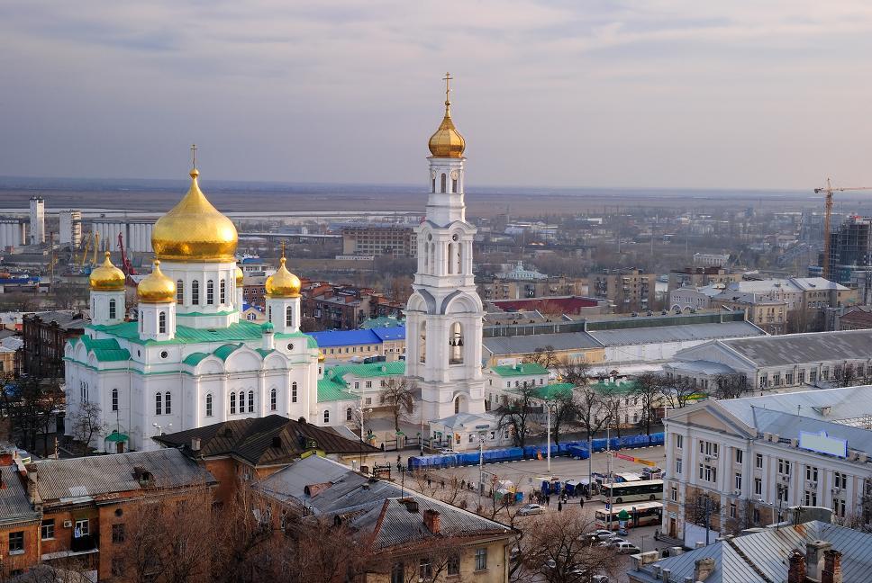 Состоялся первый форум по социальному служению для епархий Южного и Северо-Кавказского федеральных округов