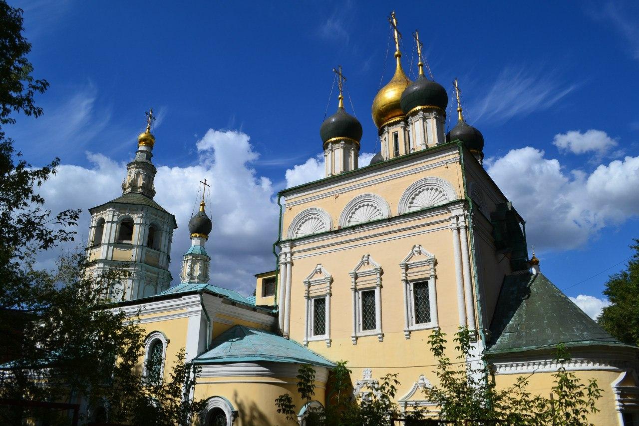 Храм Живоначальной Троицы в Кожевниках