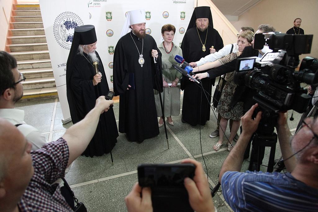 В Челябинске началась X Межрегиональная конференция по социальному служению