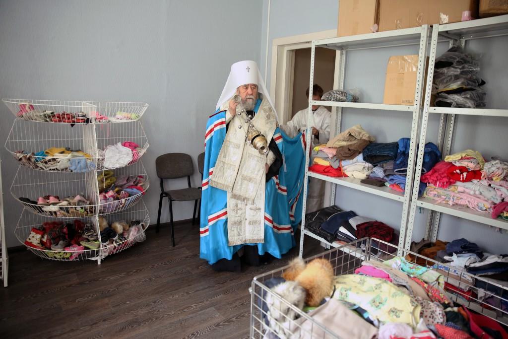 Фото: пресс-служба Омской епархии
