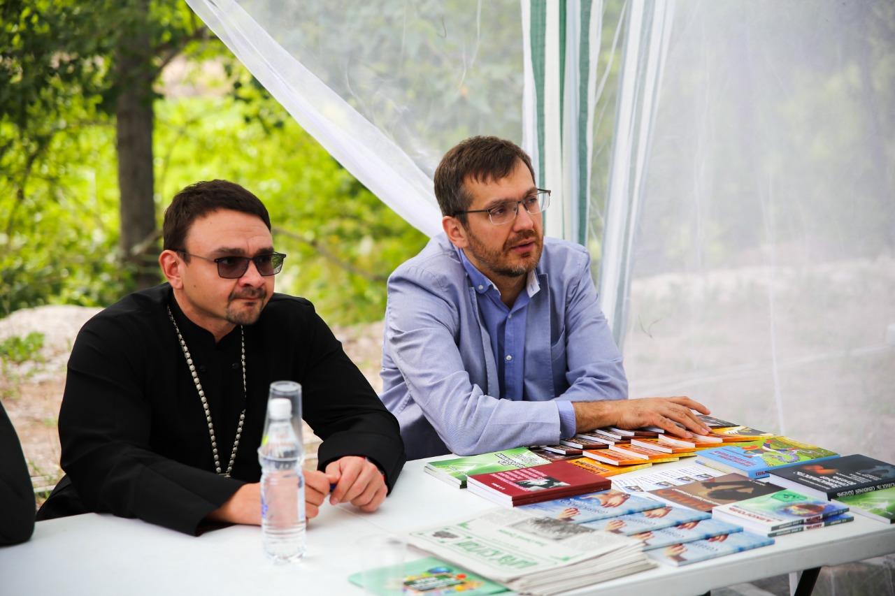 На Троицком фестивале в Самарской области прошли секции по социальной работе