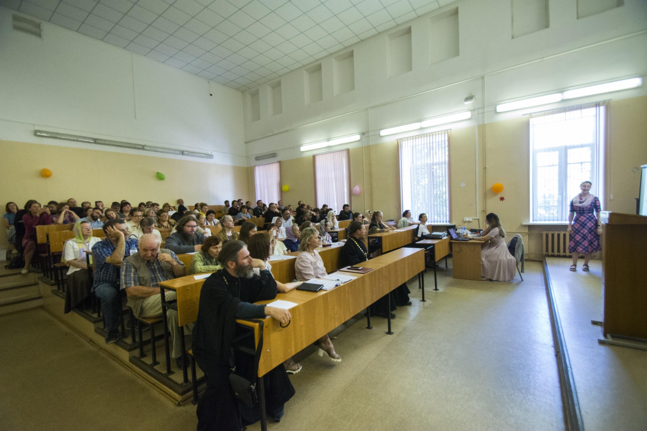 В Псковской епархии Синодальный отдел по благотворительности провел обучающий семинар по социальной работе