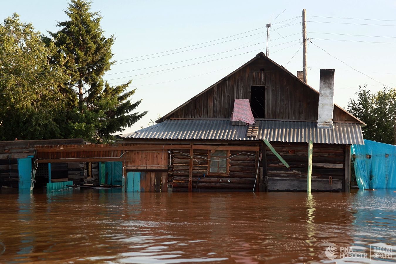 Город Тулун. Фото: РИА Новости / Кирилл Шипицин