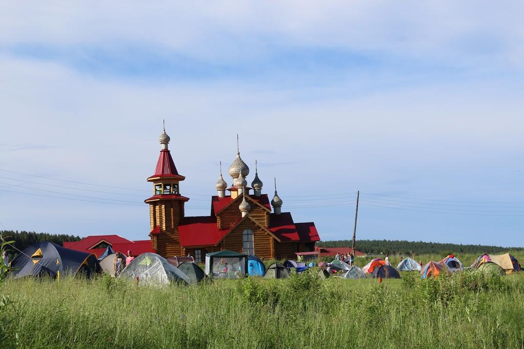 Под Екатеринбургом прошел слет православных трезвенников «Урал – 2019»