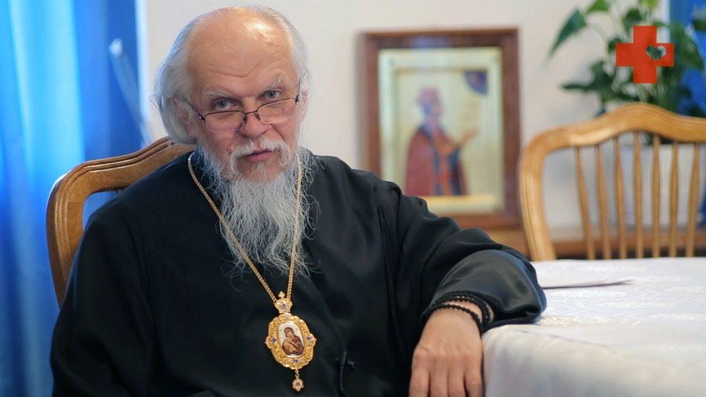 Святейший Патриарх Кирилл поздравил епископа Пантелеимона с днем тезоименитства