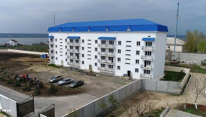 Церковь откроет первый в Украине православный центр паллиативной медицины