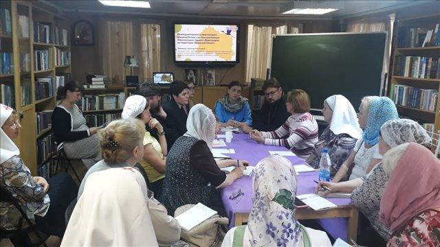Помощь людям с инвалидностью обсудили в Екатеринбургской епархии