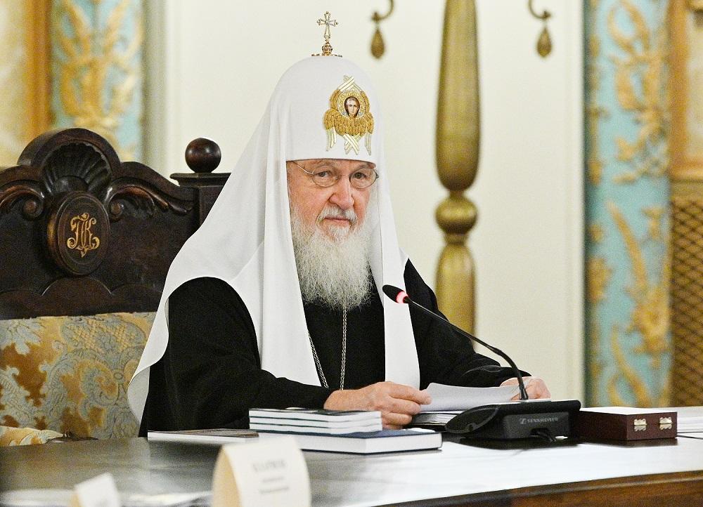 Патриарх Кирилл: социальная работа в Церкви должна быть массовым явлением