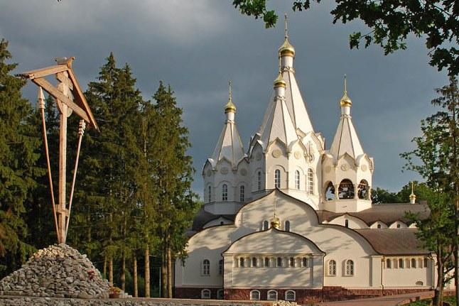 В день памяти новомученицы Татианы Гримблит состоится богослужение в храме на Бутовском полигоне