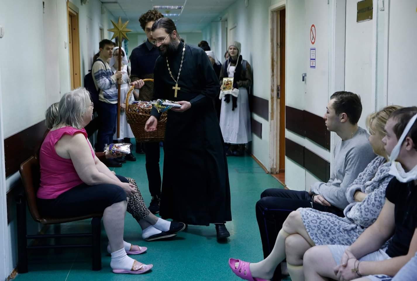 Вторые курсы помощников больничных священников стартуют в Москве