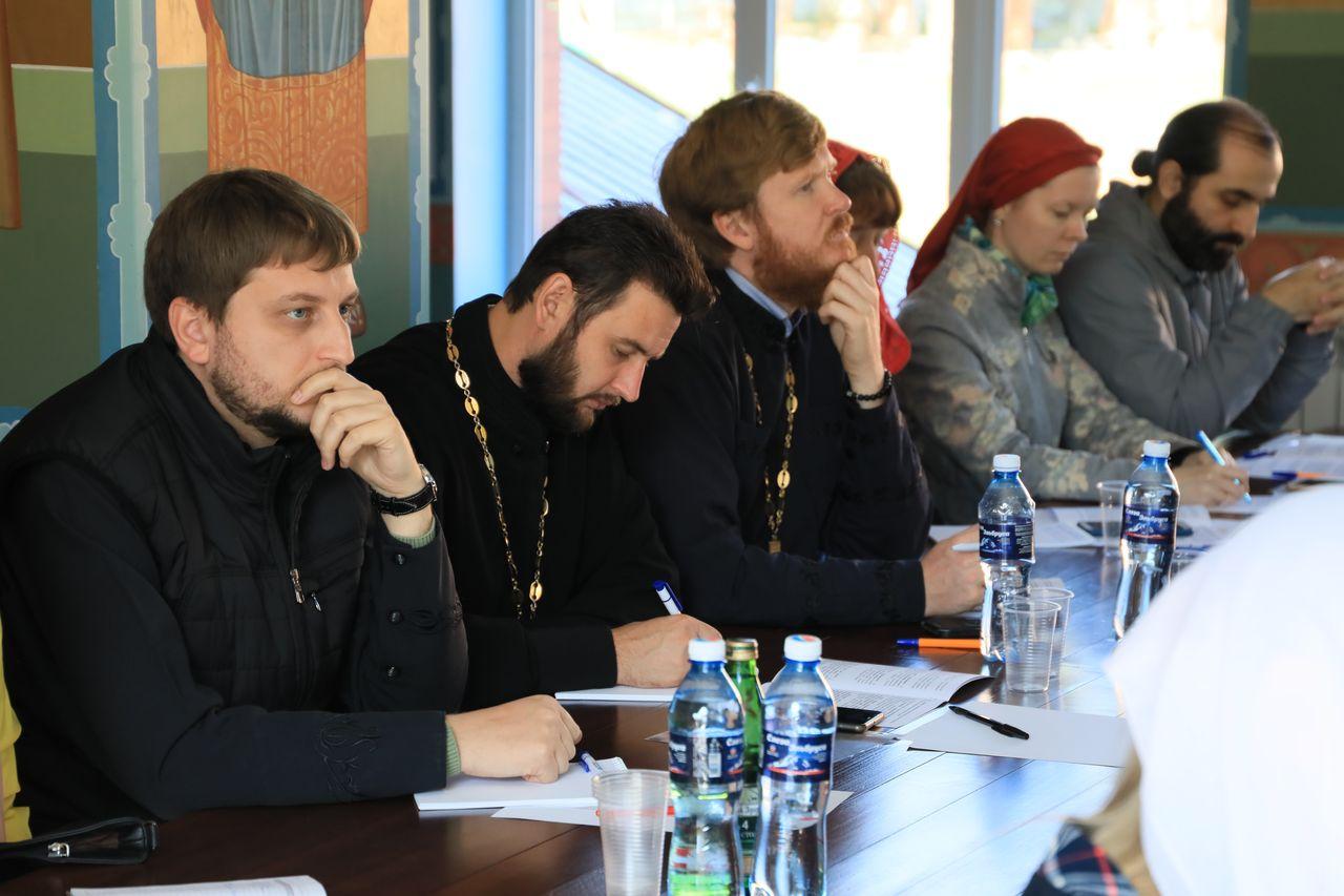 Новая стажировка для священников в Ростовской области была посвящена защите жизни