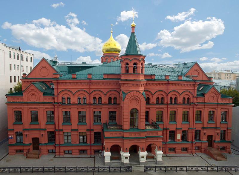 Главное здание ПСТГУ