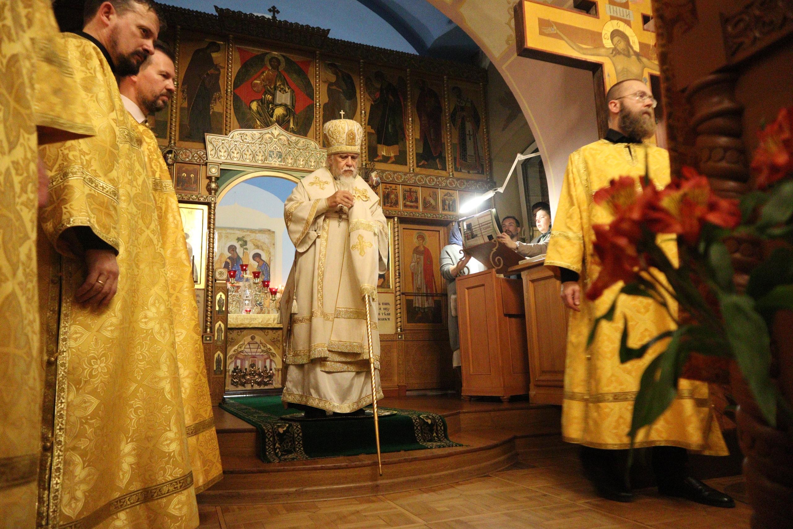 Епископ Пантелеимон: В жизни бывают моменты, когда Господь призывает нас на особое служение