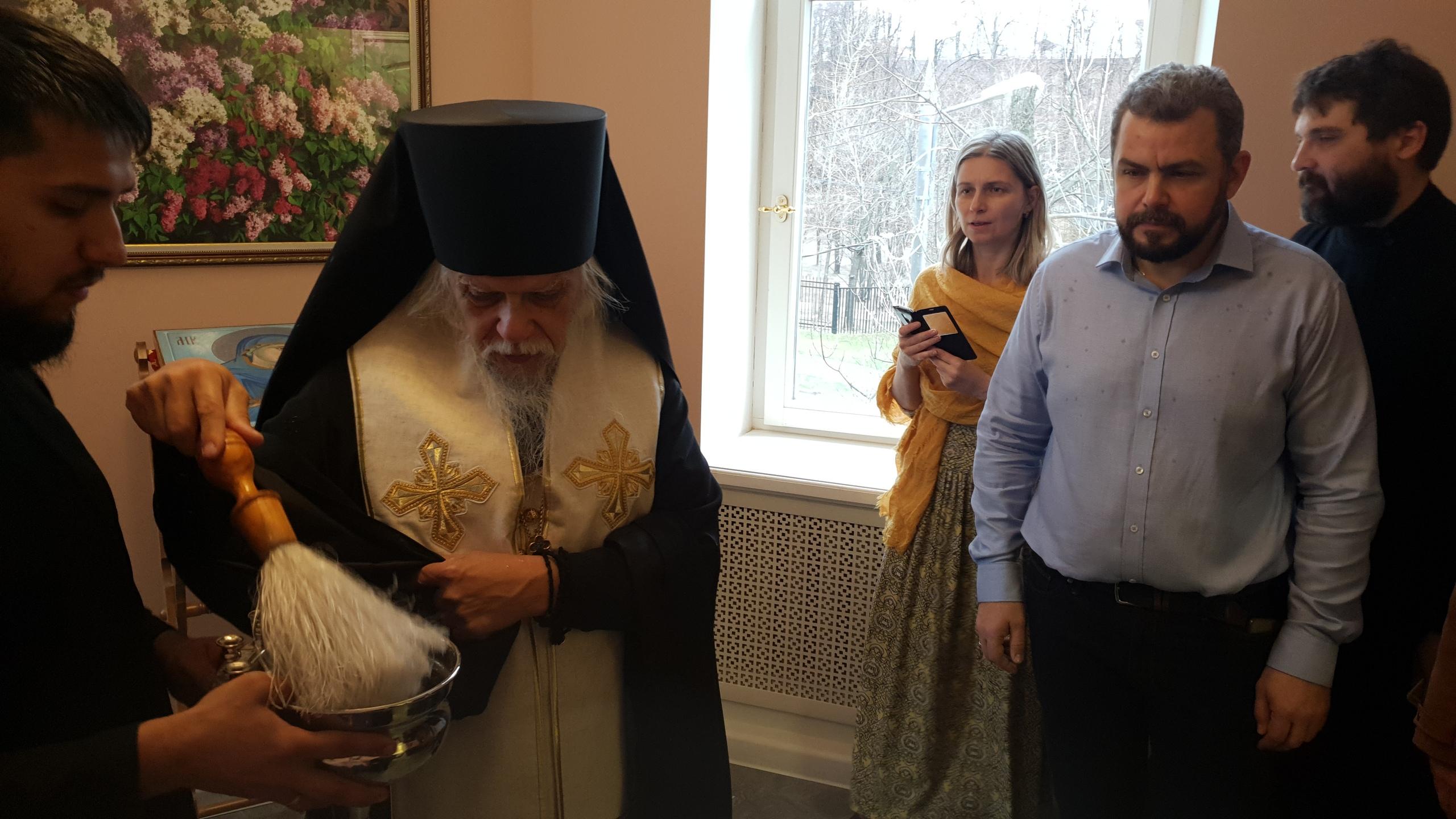 В Больнице святителя Алексия открылась патоморфологическая лаборатория