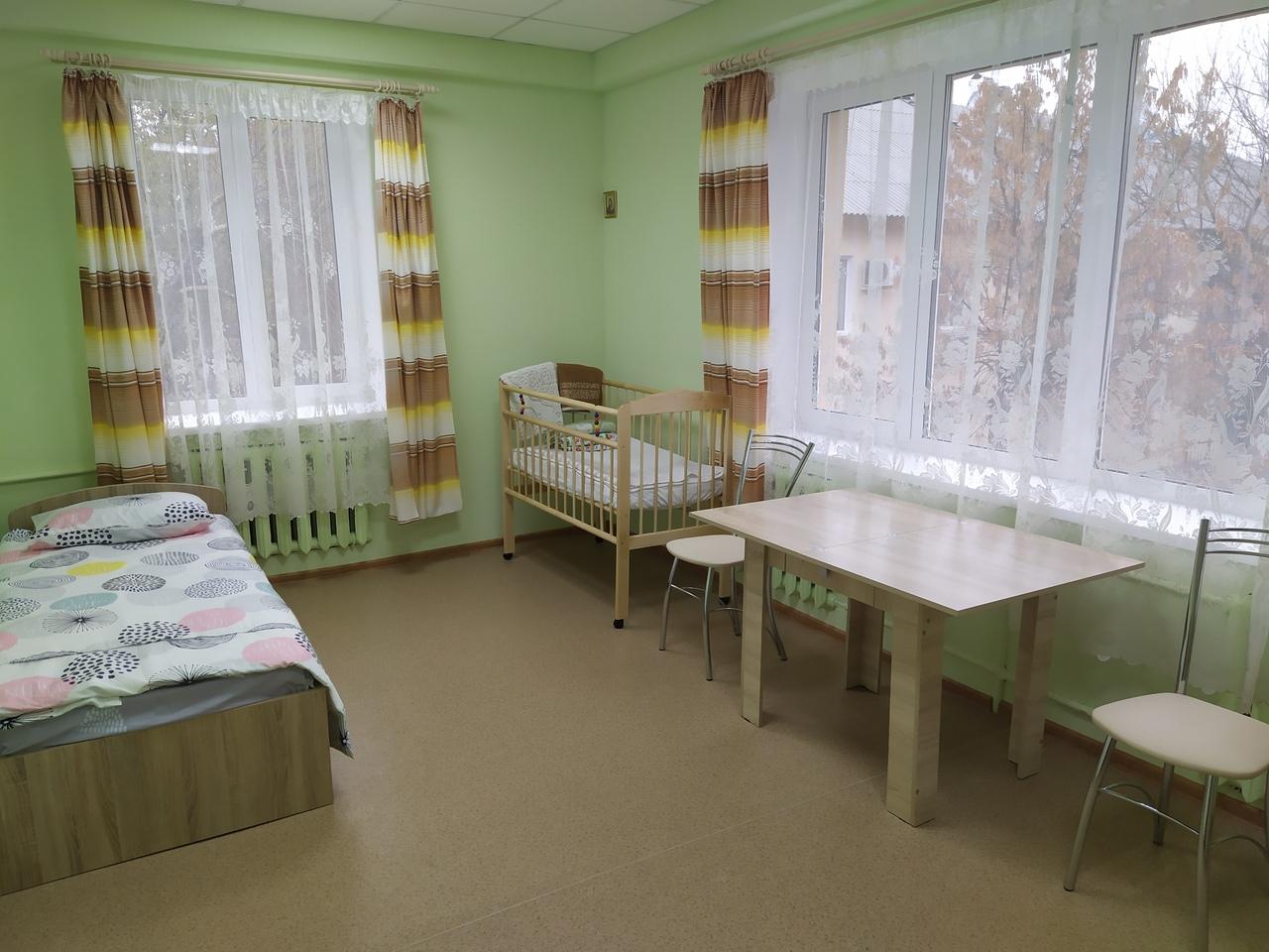 За один месяц Церковь откроет 4 приюта для беременных женщин