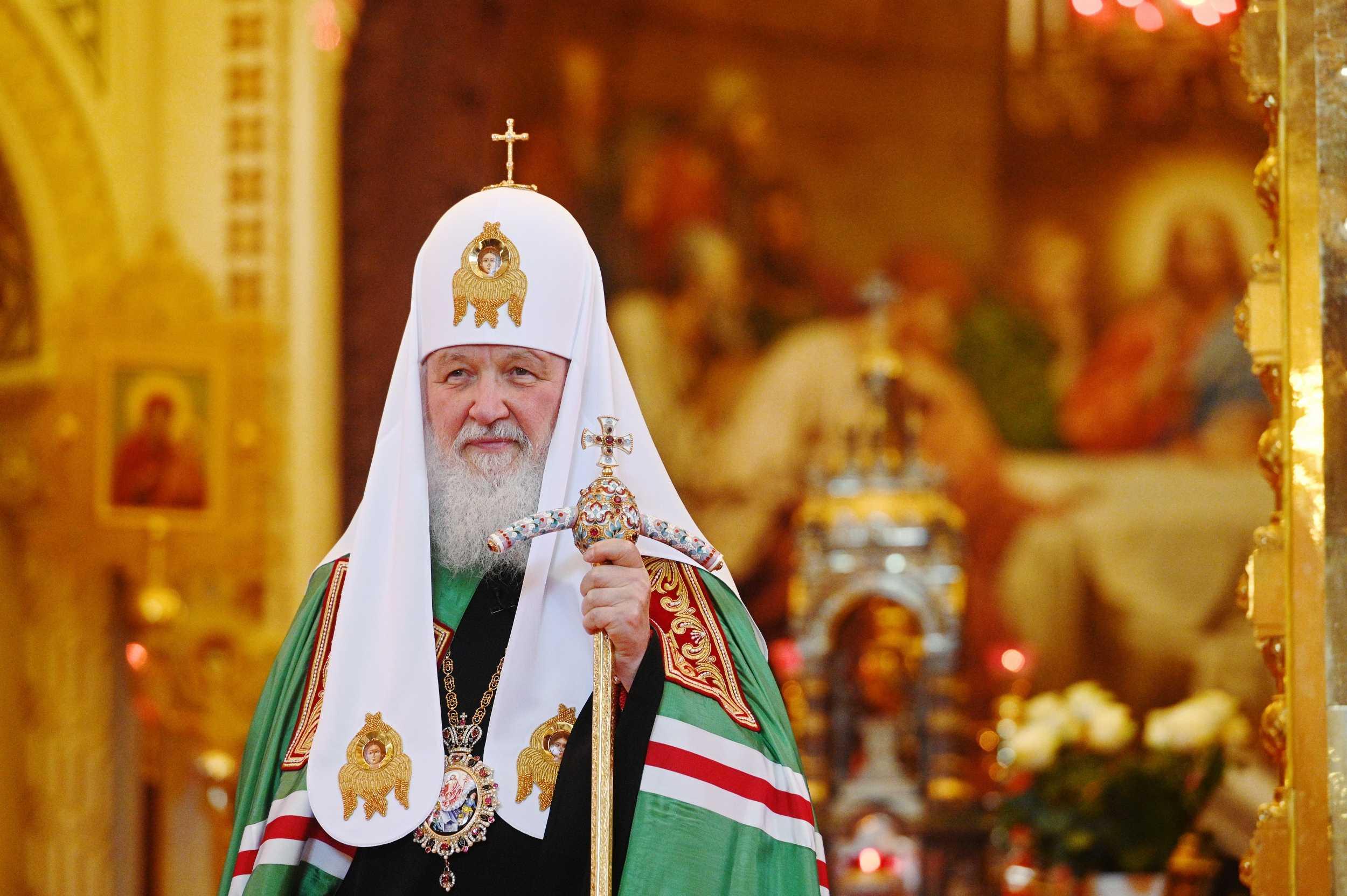 Святейший Патриарх Кирилл: В совершении добрых дел проявляется вера